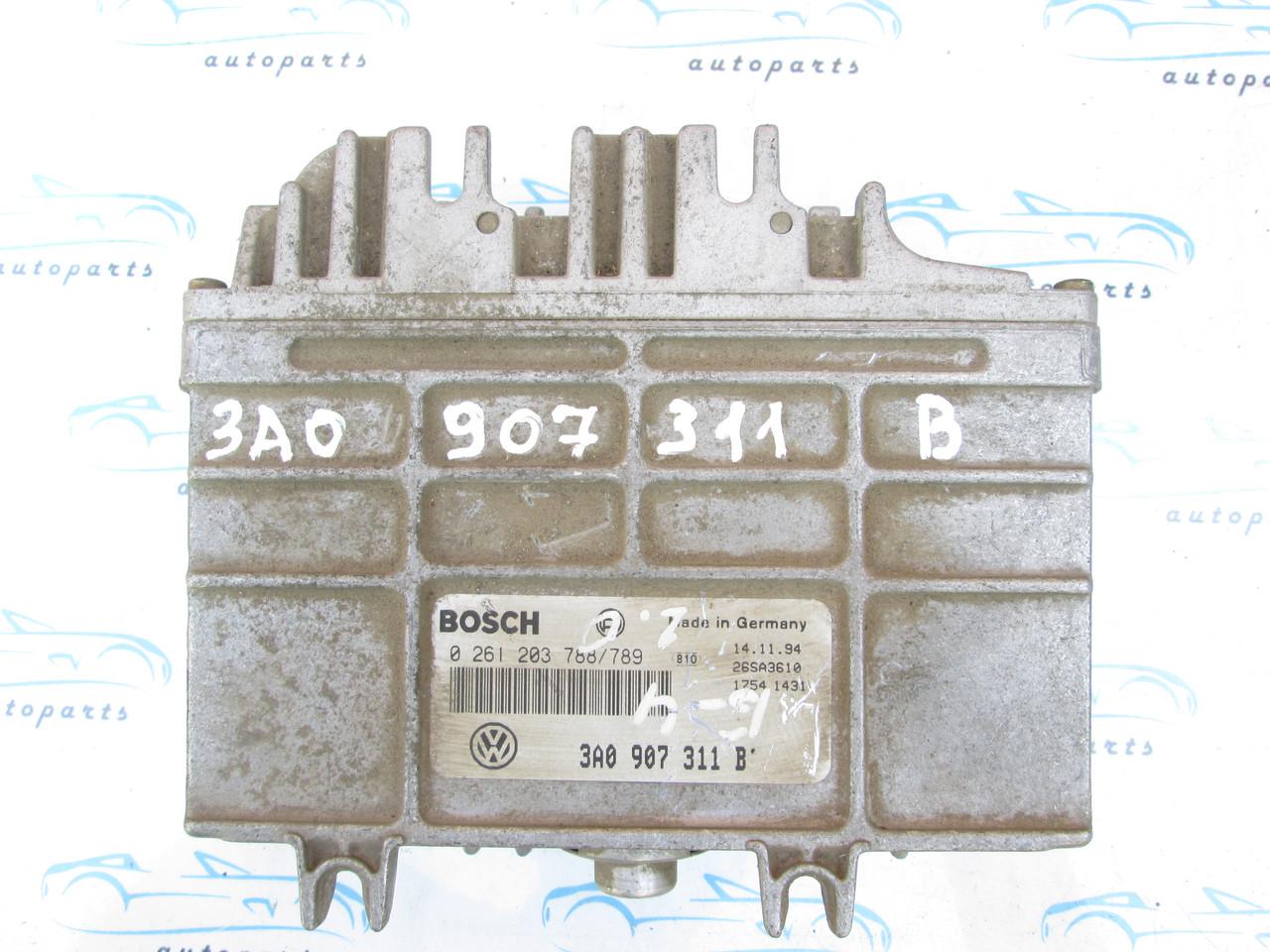 Блок управления VAG 0261203788, 0261203789, 3A0907311B