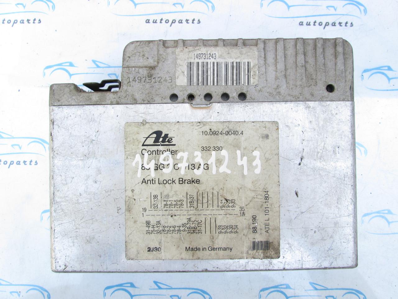 Блок управления VAG 85GG2C013AG
