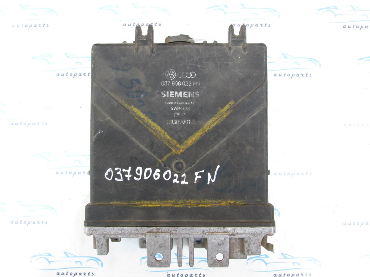 Блок управления VAG 037906022 FN