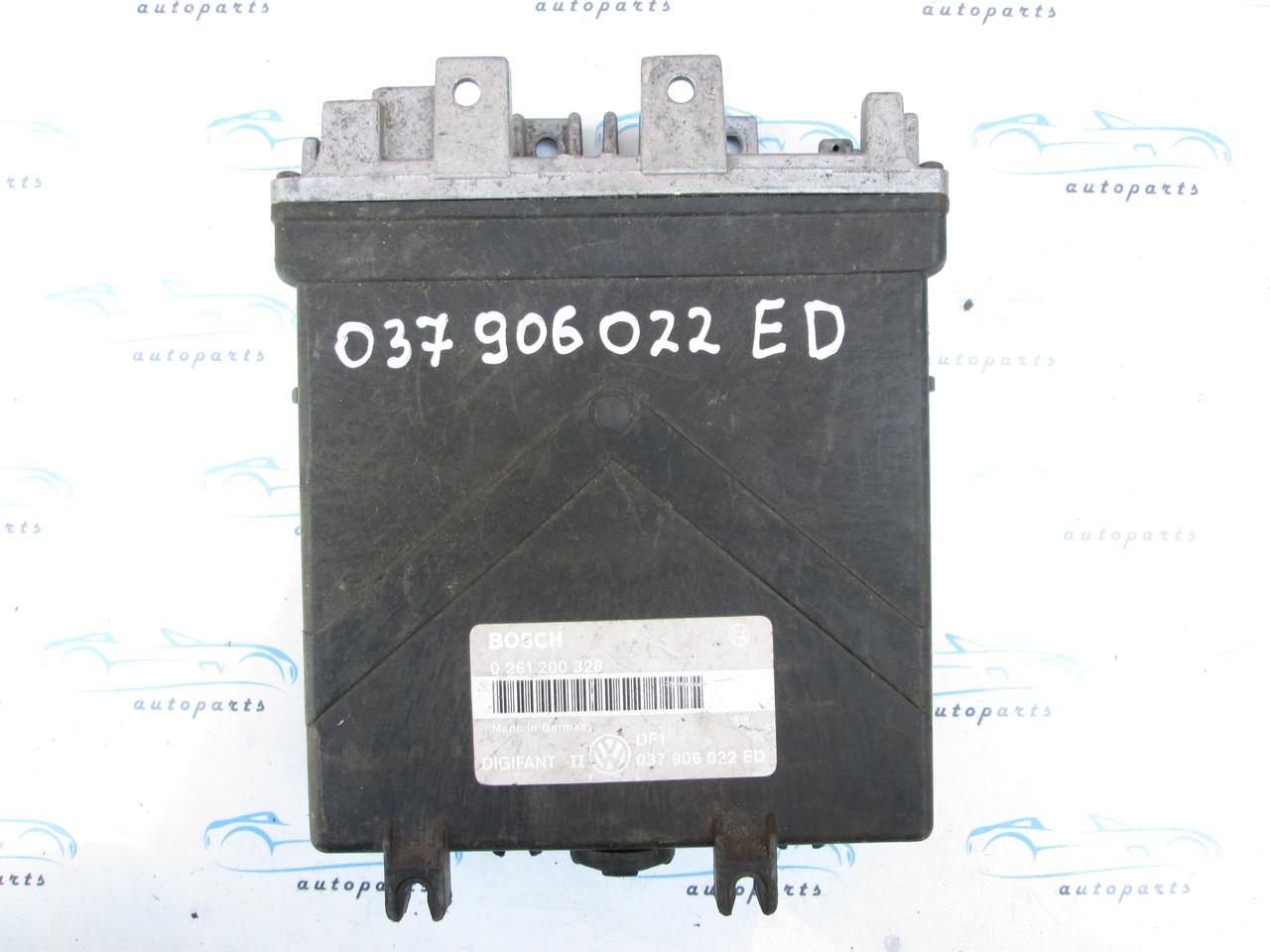 Блок управления VAG DIGIFANT 037906022ED, 0261200328.
