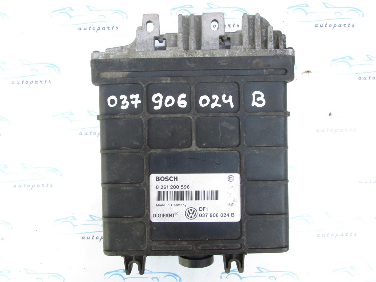 Блок управления VAG DIGIFANT 037906024B, 0261200596.
