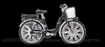 """Велосипед женскийLombardo 17' 26"""" E-Elba Classic 17""""/44см black (ОРИГИНАЛ)"""