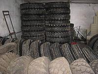 Утилизация шин (грузовые шины)