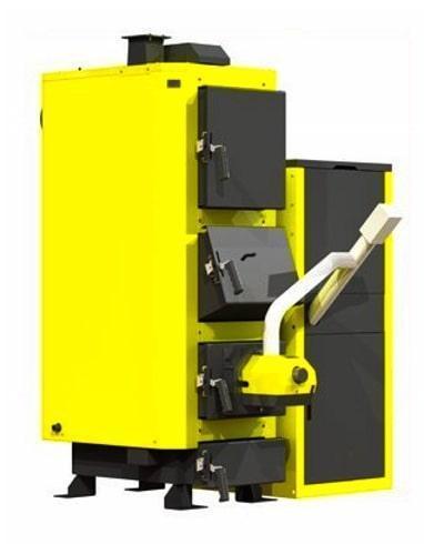 Инновационный пеллетный котел KRONAS PELLETS 27 кВт с горелкой «Oxi Ceramik» (Украина)