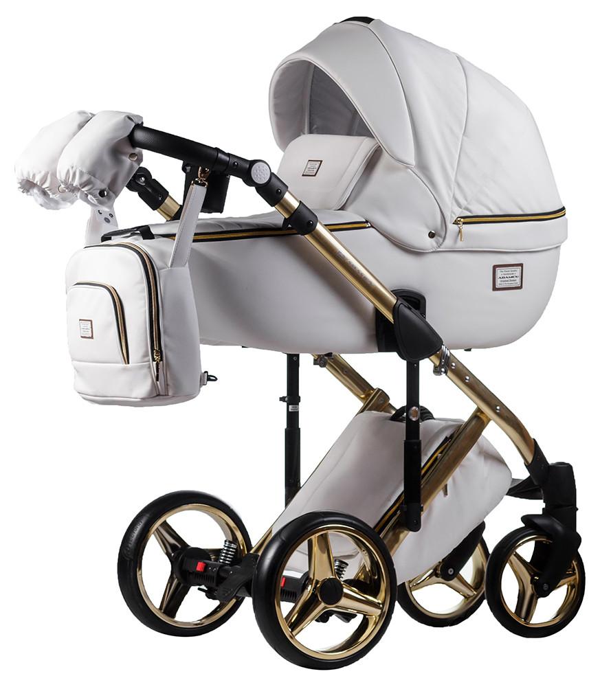Дитяча коляска  2в1 Luciano Gold
