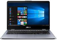 Ноутбук Asus VivoBook Flip 14 TP410UA-EC390T 90NB0FS1-M06230 Star Grey (F00146332)