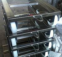 Тележки для ящиков 600*400 (7 кг.), фото 1