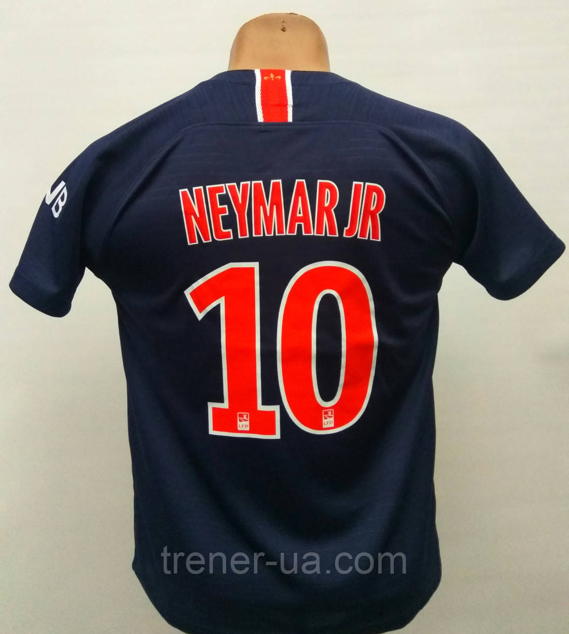 Футбольная форма юниор PSG Neymar JN 2018-19