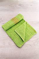 Полотенце для лица салатовое 1401