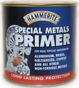 Hammerite™  SPECIAL METAL PRIMER грунтовка на водной основе для алюминия, хрома, латуни, меди, нержавеющий стали, оцинкованных и цветных металлов, 2.5
