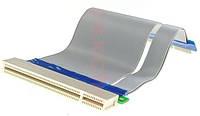 Райзер МАЙНИНГ удлинитель гибкий шлейф угловой интерфейс PCI PCI-E 1x 4x 8x 16x 1x-16x AGP