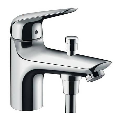 Novus Смеситель для ванны/душа, однорычажный, фото 2