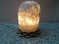 Соляная лампа скала средняя