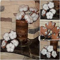 Милые искусственные цветы в букете, диам. 4.5 см., 5 шт., 50/40 (цена за 1 шт. + 10 гр.)