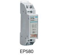 Импульсное реле для люстры EP580 230В/16А, 1НО+1НО, 1м, (Hager)