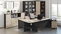 """Кабинет """"Деловой"""" (набор офисной мебели), фото 1"""