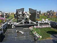 Памятник ДВОЙНОЙ гранитный 73