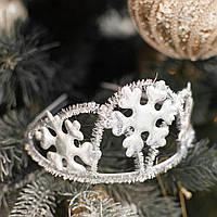 Обруч Сніжинка , фото 1