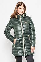 Куртка подростковая 40-42р, изумруд, фото 1