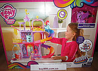 Радужный замок принцессы Твайлайт Спаркл  My Little Pony Friendship Rainbow Kingdom Playset A8213, фото 1
