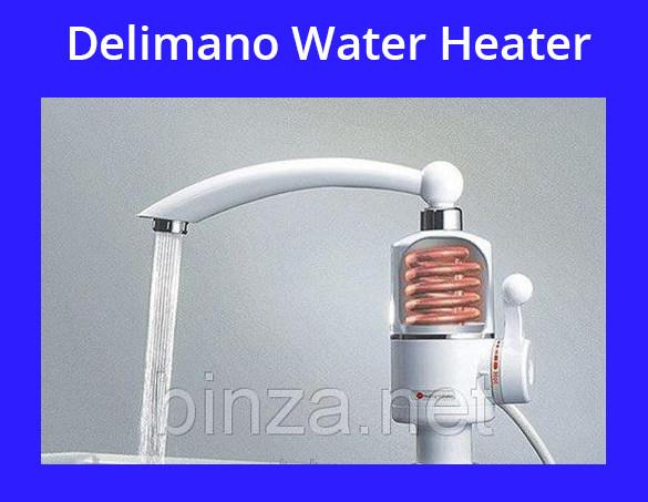 Delimano Water Heater Проточный Водонагреватель Делимано!Акция — в ... 9af232b41c3b6