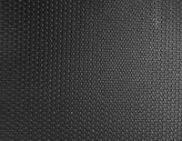 Резина подметочная Эластичная 720*340 т. 2,7 мм. черн.