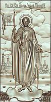 Икона Святой Александр Невский (ростовая)