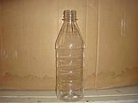 ПЭТ бутылка под масло 0,5 л