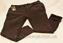 Джинсы женские утеплённые меховой подкладкой - большие размеры, фото 2