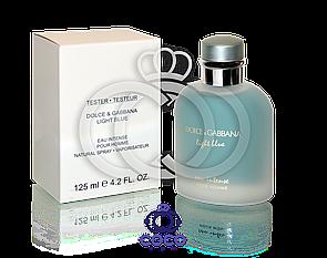Парфумована вода D&G Light Blue Eau Intense Pour Homme Тестер