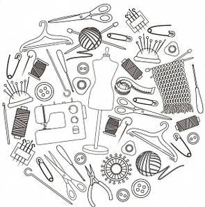 Расходные материалы для шитья и рукоделия