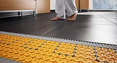 Новые технологии для комфорта жилья: водяной теплый пол