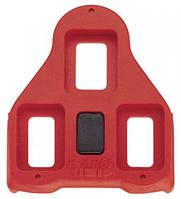 Шипы к педалям VP VP-ARC1 9 градусов красный
