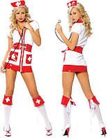 """Игровой костюм """"Медсестра"""". Костюм медсестры игровой, размер единый s/m, фото 1"""