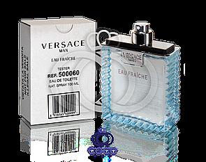 Туалетна вода Versace Man Eau Fraiche Тестер