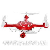 SYMA Квадрокоптер X5UW-D с 2,4 Ггц управлением и поворотной FPV-камерой  ( 32 cм)
