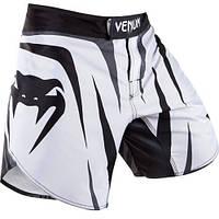Шорты Venum Sharp fightshorts - Ice/Black, фото 1