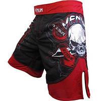 Шорты Venum - Pirate 2.0 Fightshorts - Bloody Red, фото 1