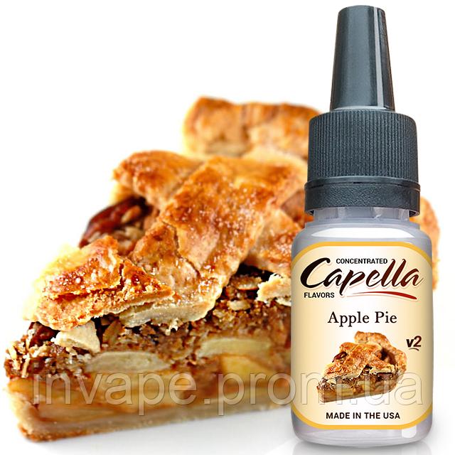 Ароматизатор Capella Apple Pie v2 (Яблочный пирог) 5мл