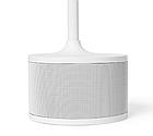 Умная лампа MAXUS DKL 8W (звук, USB, димминг, температура) белая, фото 4