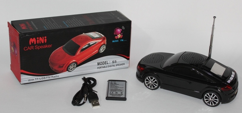 Колонка машина FM USB MP3 Audi TT
