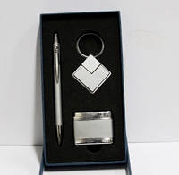 Набор ВКL166А ручка, брелок, зажигалка
