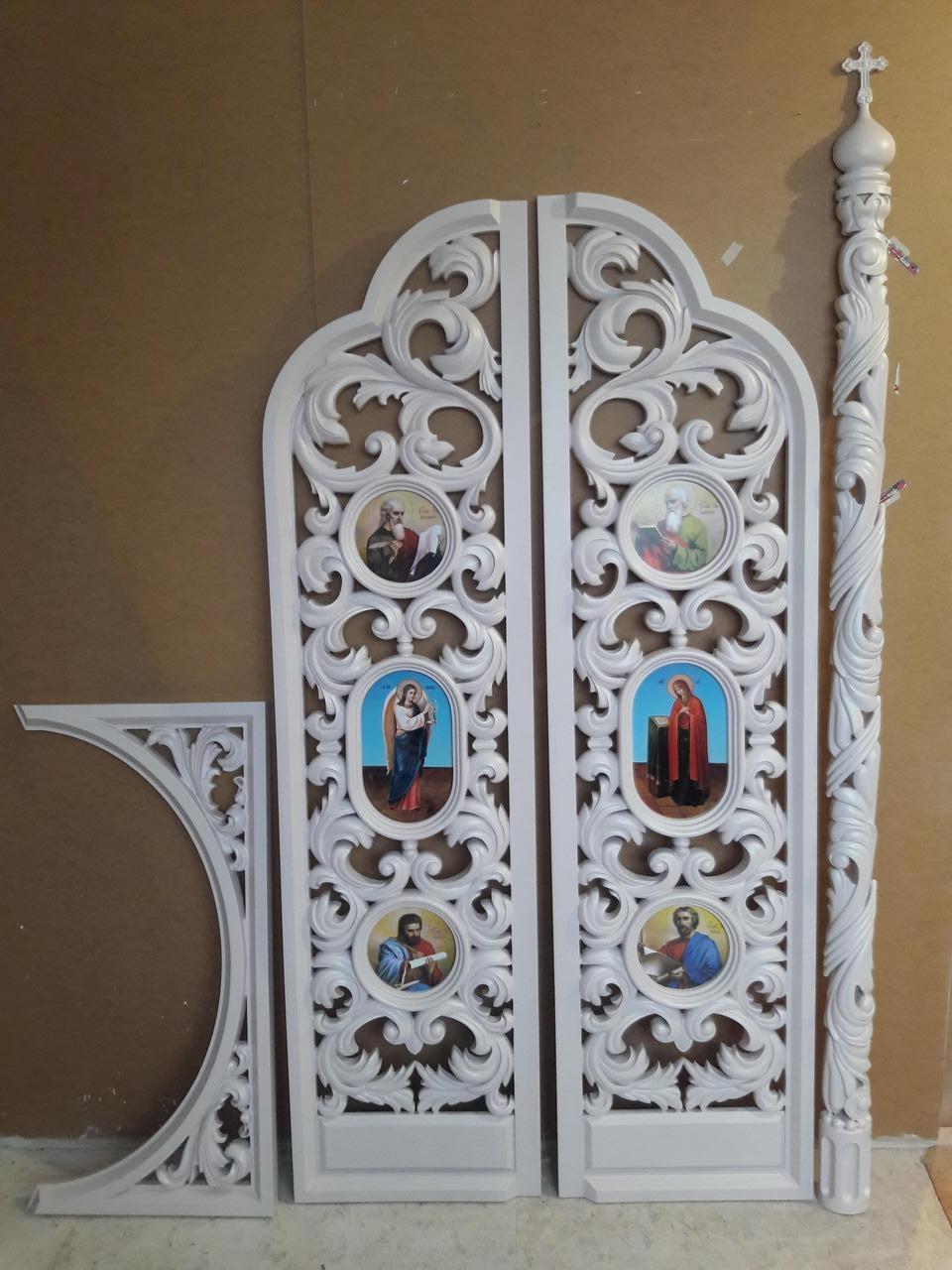 Царські врата для іконостасу