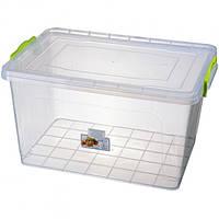 Пищевой контейнер AL-Plastik Lux 23л 31.2x25x45см
