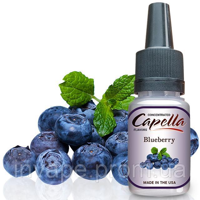 Ароматизатор Capella Blueberry (Черника) 5мл