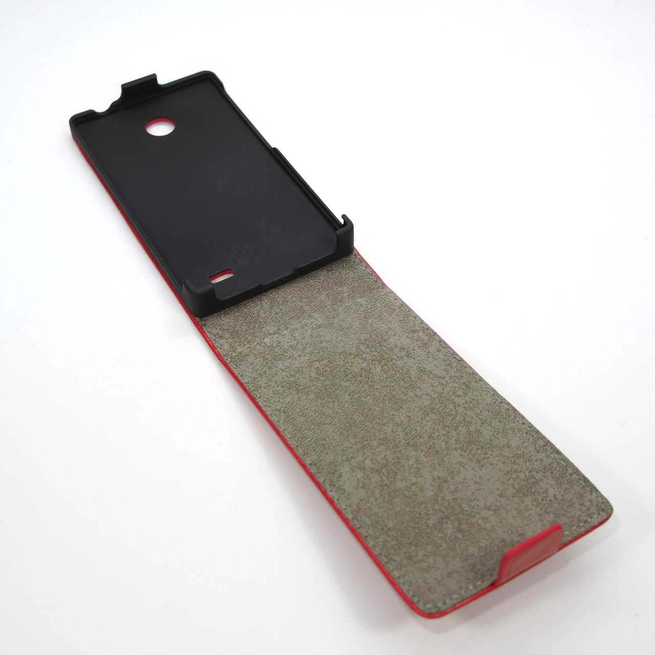 Чехлы для Nokia Croco X red