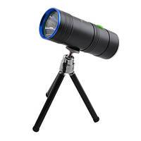Ультрафиолетовый фонарь 2в1 для поисков янтаря B-82, 5000Вт, раскладной для кемпинга.рыбалки.