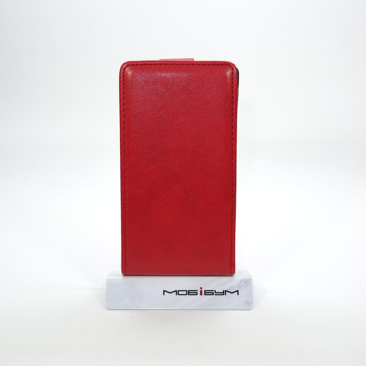 Чехол Croco Nokia X red