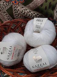 Nordic lace (21% шерсть, 48% акрил, 21% полиамид) 5009