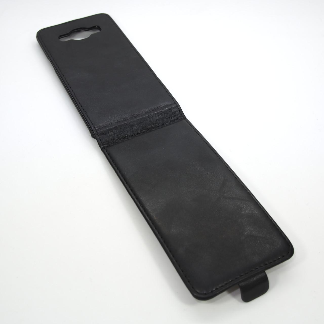 Чехлы для Galaxy A Series (остальные модели) Samsung A5 A500 black (A520) 2017 Для телефона Черный